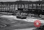 Image of M-48 Patton tank Newark Delaware USA, 1952, second 10 stock footage video 65675034915