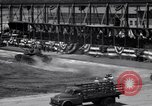 Image of M-48 Patton tank Newark Delaware USA, 1952, second 12 stock footage video 65675034916