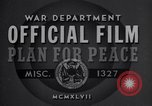 Image of Universal Military Training United States USA, 1947, second 7 stock footage video 65675034918