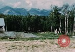 Image of countryside Palmer Alaska USA, 1954, second 12 stock footage video 65675034920
