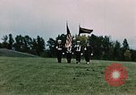 Image of soldiers Elmendorf Air Force Base Alaska USA, 1954, second 8 stock footage video 65675034921