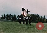 Image of soldiers Elmendorf Air Force Base Alaska USA, 1954, second 11 stock footage video 65675034921