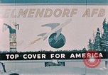 Image of air force base Elmendorf Air Force Base Alaska USA, 1954, second 2 stock footage video 65675034922