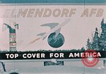 Image of air force base Elmendorf Air Force Base Alaska USA, 1954, second 10 stock footage video 65675034922