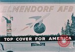 Image of air force base Elmendorf Air Force Base Alaska USA, 1954, second 11 stock footage video 65675034922