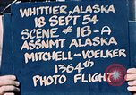 Image of American Army personnel Whittier Alaska USA, 1954, second 1 stock footage video 65675034924