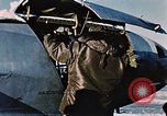 Image of airman Alaska Elmendorf Air Force Base USA, 1954, second 8 stock footage video 65675034928