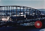 Image of steel bridge Alaska USA, 1954, second 3 stock footage video 65675034929