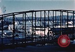 Image of steel bridge Alaska USA, 1954, second 8 stock footage video 65675034929
