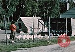 Image of Alaskan woman Alaska USA, 1954, second 2 stock footage video 65675034933