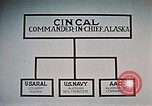 Image of organizational chart Alaska Elmendorf Air Force Base USA, 1954, second 4 stock footage video 65675034935