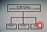 Image of organizational chart Alaska Elmendorf Air Force Base USA, 1954, second 5 stock footage video 65675034935