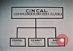Image of organizational chart Alaska Elmendorf Air Force Base USA, 1954, second 6 stock footage video 65675034935
