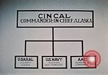 Image of organizational chart Alaska Elmendorf Air Force Base USA, 1954, second 7 stock footage video 65675034935