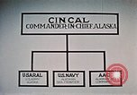 Image of organizational chart Alaska Elmendorf Air Force Base USA, 1954, second 11 stock footage video 65675034935
