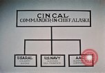 Image of organizational chart Alaska Elmendorf Air Force Base USA, 1954, second 12 stock footage video 65675034935