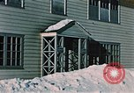 Image of doorway Alaska USA, 1955, second 12 stock footage video 65675034937