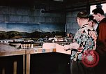 Image of model railroad Alaska Elmendorf Air Force Base USA, 1954, second 4 stock footage video 65675034941