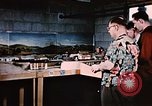 Image of model railroad Alaska Elmendorf Air Force Base USA, 1954, second 7 stock footage video 65675034941