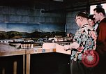 Image of model railroad Alaska Elmendorf Air Force Base USA, 1954, second 10 stock footage video 65675034941