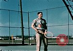Image of tennis Elmendorf Air Force Base Alaska USA, 1954, second 3 stock footage video 65675034944