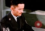 Image of Tech sergeant Elmendorf Air Force Base Alaska USA, 1954, second 8 stock footage video 65675034946