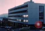 Image of four story factory Juneau Alaska USA, 1954, second 5 stock footage video 65675034947