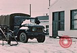 Image of airman Elmendorf Air Force Base Alaska USA, 1954, second 9 stock footage video 65675034953