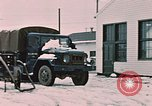 Image of airman Elmendorf Air Force Base Alaska USA, 1954, second 10 stock footage video 65675034953