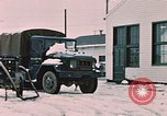 Image of airman Elmendorf Air Force Base Alaska USA, 1954, second 11 stock footage video 65675034953