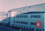 Image of building Elmendorf Air Force Base Alaska USA, 1954, second 9 stock footage video 65675034954