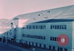 Image of building Elmendorf Air Force Base Alaska USA, 1954, second 11 stock footage video 65675034954