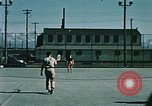 Image of military man Elmendorf Air Force Base Alaska USA, 1954, second 9 stock footage video 65675034957