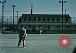 Image of military man Elmendorf Air Force Base Alaska USA, 1954, second 11 stock footage video 65675034957