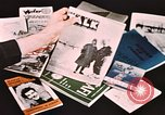 Image of airman Elmendorf Air Force Base Alaska USA, 1954, second 8 stock footage video 65675034960