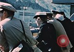 Image of Military and civilian men Whittier Alaska USA, 1954, second 9 stock footage video 65675034961
