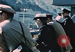 Image of Military and civilian men Whittier Alaska USA, 1954, second 10 stock footage video 65675034961
