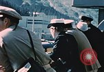 Image of Military and civilian men Whittier Alaska USA, 1954, second 11 stock footage video 65675034961