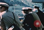 Image of Military and civilian men Whittier Alaska USA, 1954, second 12 stock footage video 65675034961