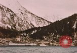 Image of mountains Juneau Alaska USA, 1954, second 4 stock footage video 65675034969