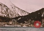 Image of mountains Juneau Alaska USA, 1954, second 10 stock footage video 65675034969