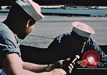 Image of Naval personnel Kodiak Naval Station Alaska USA, 1954, second 9 stock footage video 65675034970