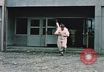 Image of baseball players Fort Richardson Alaska USA, 1954, second 7 stock footage video 65675034977