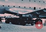 Image of C-124 aircraft Alaska USA, 1954, second 3 stock footage video 65675034985