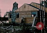 Image of carpenter Wasilla Alaska USA, 1953, second 5 stock footage video 65675034991
