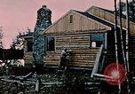 Image of carpenter Wasilla Alaska USA, 1953, second 6 stock footage video 65675034991