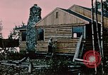 Image of carpenter Wasilla Alaska USA, 1953, second 11 stock footage video 65675034991