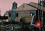 Image of carpenter Wasilla Alaska USA, 1953, second 12 stock footage video 65675034991