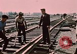 Image of workers Anchorage Alaska USA, 1953, second 10 stock footage video 65675034993