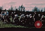 Image of Marine band Palmer Alaska USA, 1953, second 10 stock footage video 65675034994